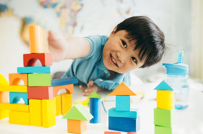 Always Looking for Church Nursery Volunteers?