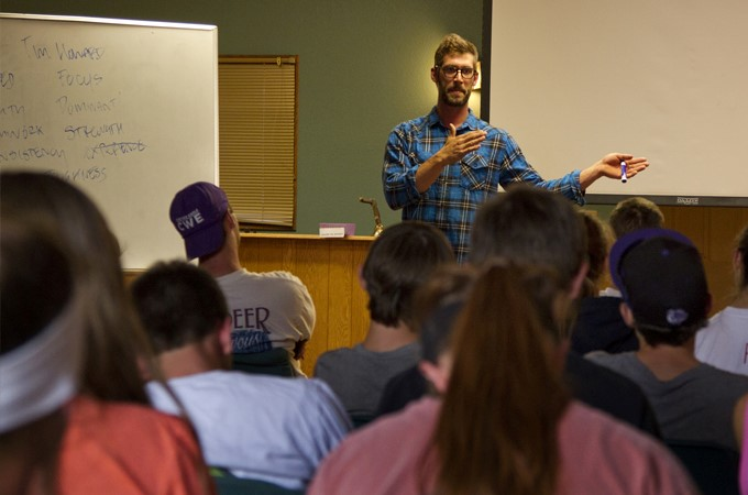 Incorporation Can Protect Church Members