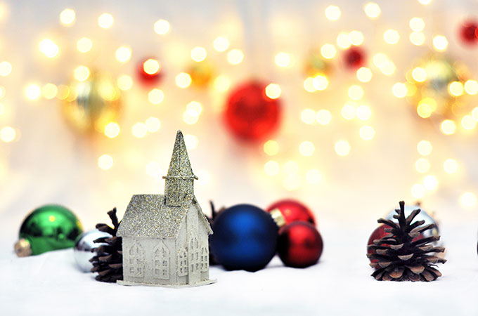 Are Your Church Christmas Decorations a Fire Hazard?